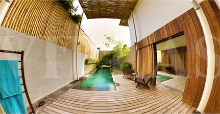 6 bedroom villa Seminyak with private pools that cleaned everyday