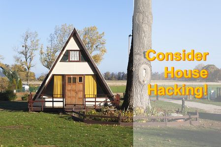 Find out more about house hacking in property business