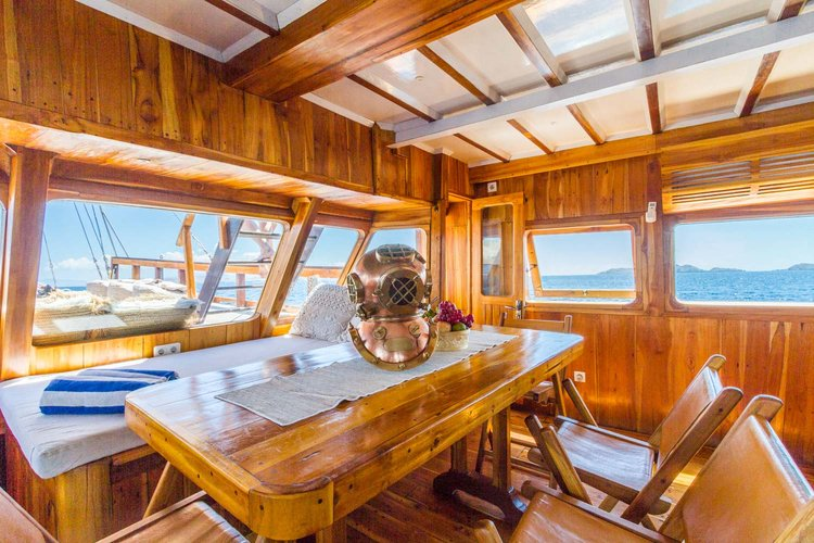Rugged Adventure and Luxury Liveaboard Komodo, Combined