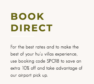 Easiest way to get 10% off for the 3 bedroom villa at Seminyak