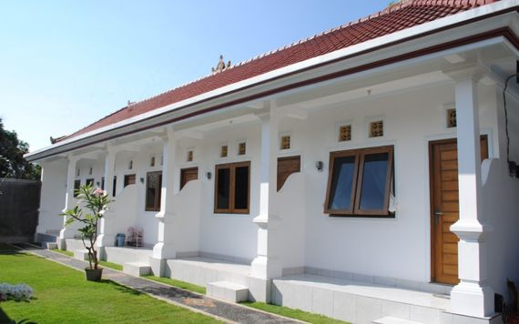 Renting boarding house bedrooms for a good property business in Bali