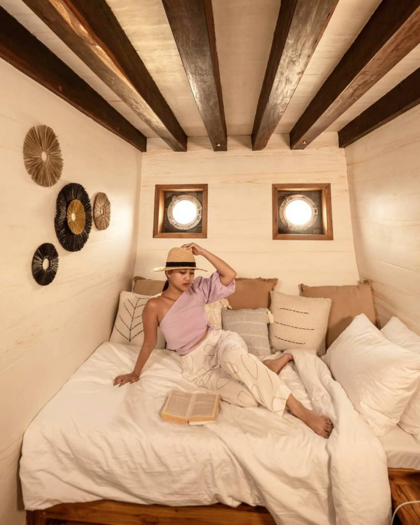 A few Cabins on Komodo Cruise Don't Have Windows